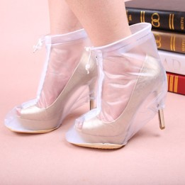 copriscarpe impermeabile per scarpe con il tacco